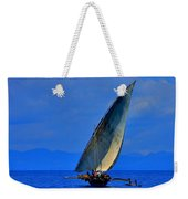 Dhow On The Indian Ocean 2 Weekender Tote Bag