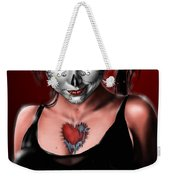 Dia De Los Muertos The Vapors Weekender Tote Bag by Pete Tapang