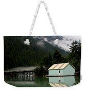 Diablo Lake Weekender Tote Bag