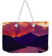 Diablo Lake, United States Weekender Tote Bag