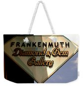 Diamond And Gem Gallery Weekender Tote Bag