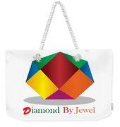 Diamond Art Weekender Tote Bag