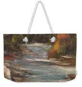 Diamond Falls Weekender Tote Bag