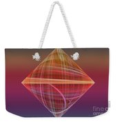 Diamond Ripple Weekender Tote Bag