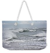 Diamond Shoals - Outer Banks Nc Weekender Tote Bag