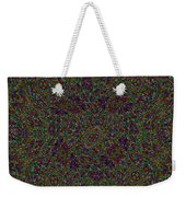 Diamond Tile Insanity Weekender Tote Bag