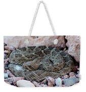 Diamondback Rattlesnake 062414a Weekender Tote Bag