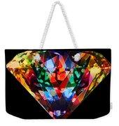 Diamonds Everywhere Weekender Tote Bag