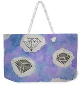 Diamonds In The Sky  Weekender Tote Bag