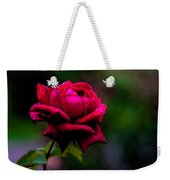 Diamonds On A Rose Weekender Tote Bag