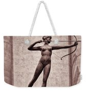 Diana - Goddess Of Hunt Weekender Tote Bag