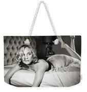 Diane Kruger Weekender Tote Bag