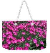 Dianthus Weekender Tote Bag