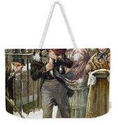 Dickens: A Christmas Carol Weekender Tote Bag