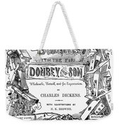 Dickens: Dombey And Son Weekender Tote Bag