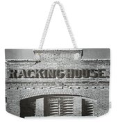 Dick's Brewery-historical Architecture  Weekender Tote Bag