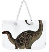 Dicraeosaurus Dinosaur Tail Weekender Tote Bag