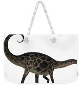 Dicraeosaurus Side Profile Weekender Tote Bag