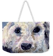 Did You Say Lunch Weekender Tote Bag by Sharon E Allen