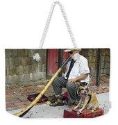 Didgeridoo Performer Weekender Tote Bag