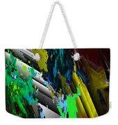 Digital Abstraction 070611 Weekender Tote Bag