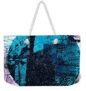 Digital Abstraction Weekender Tote Bag