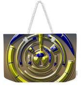 Digital Art Dial 5 Weekender Tote Bag