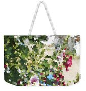 Digital Artwork 1399 Weekender Tote Bag