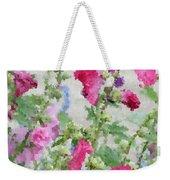 Digital Artwork 1417 Weekender Tote Bag