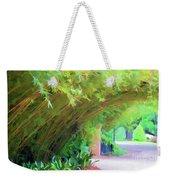 Digital Bamboo Rip Van Winkle Gardens  Weekender Tote Bag