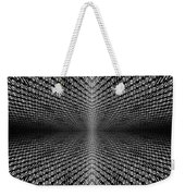 Digital Divide Vortex Weekender Tote Bag