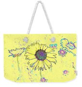 Digital Drawing 1 Weekender Tote Bag