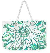 Digital Drawing 3 Weekender Tote Bag