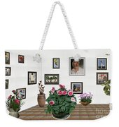 Digital Exhibartition _ Plant 12 Weekender Tote Bag