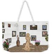 digital exhibition _ Memories of childhood 6 Weekender Tote Bag