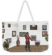 Digital Exhibition 21 Weekender Tote Bag