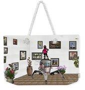 Digital Exhibition 421 Weekender Tote Bag