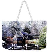 Digital Mill Weekender Tote Bag
