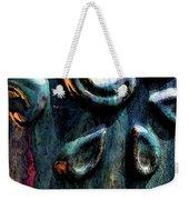 Digital Painting Abstract Blue 2364 Dp_2 Weekender Tote Bag