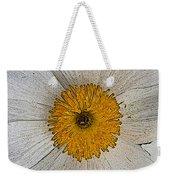Digital Poppy Weekender Tote Bag