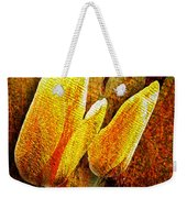 Digital Tulips Weekender Tote Bag