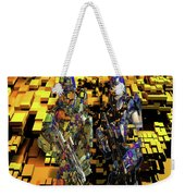 Digital War Weekender Tote Bag