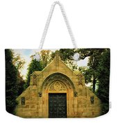 Dignity In Death Weekender Tote Bag