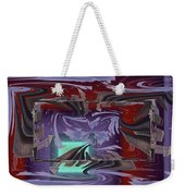 Dilemma At High Tide Weekender Tote Bag