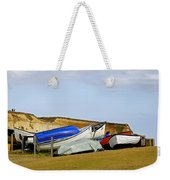Dinghy Park At Freshwater Bay Weekender Tote Bag