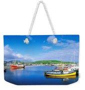 Dingle, Dingle Peninsula, Co Kerry Weekender Tote Bag