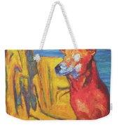 Dingo Weekender Tote Bag