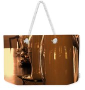 Dining Room Candles Weekender Tote Bag