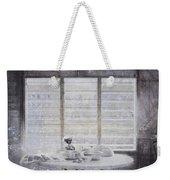 Dining Table- Swink Weekender Tote Bag