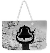 Dinner Bell Weekender Tote Bag